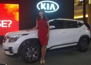 KIA Seltos, membuka jalan KIA menapak kembali pasar otomotif Indonesia. (anto)